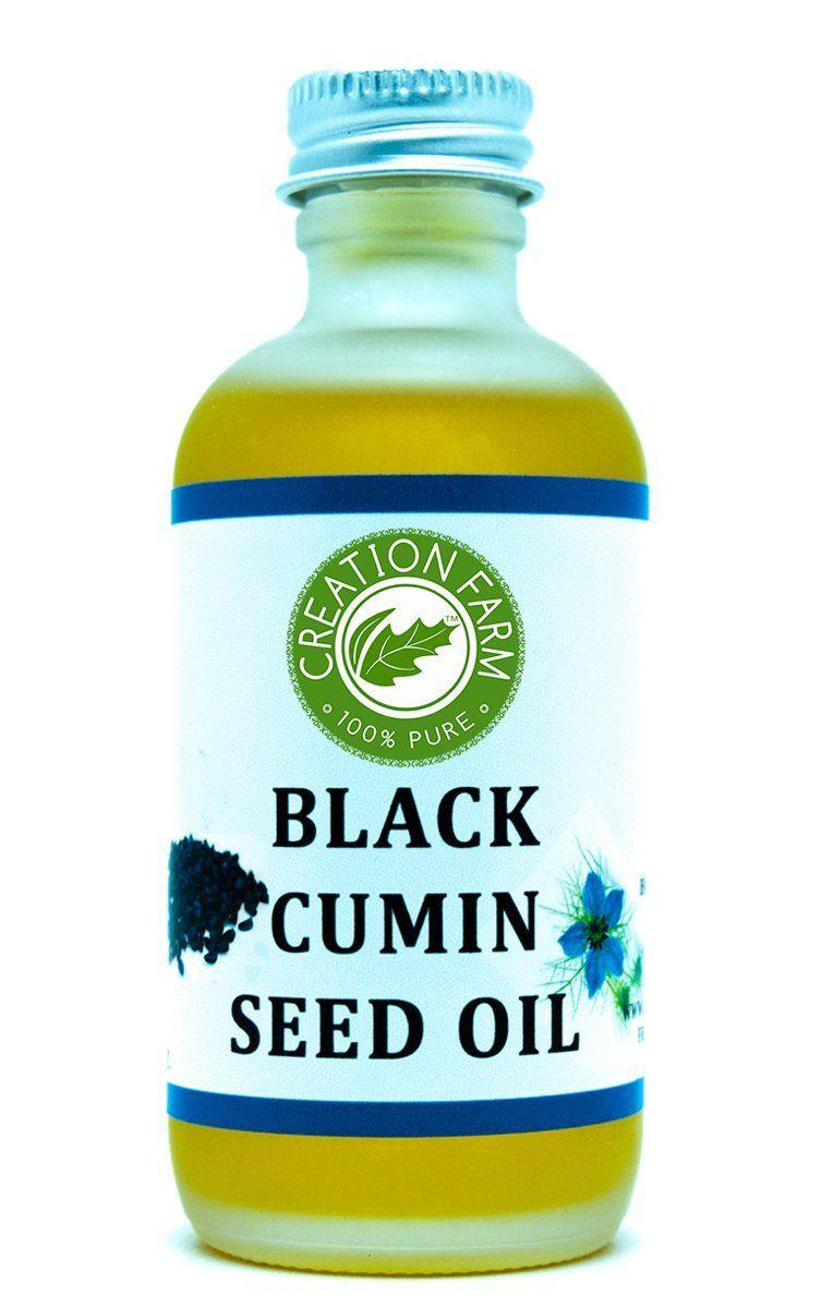 Black Cumin Seed Oil 2 Oz 100 % Pure, Cold Pressed