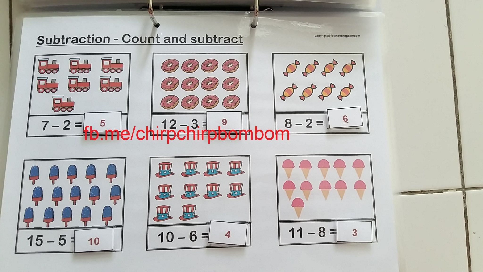 Subtraction Worksheet Subtraction Worksheets Preschool Math Math For Kids