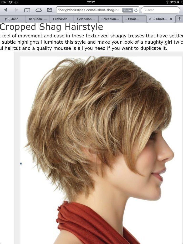 Corte semi corto pelo pinterest hair style hair cuts and haircuts