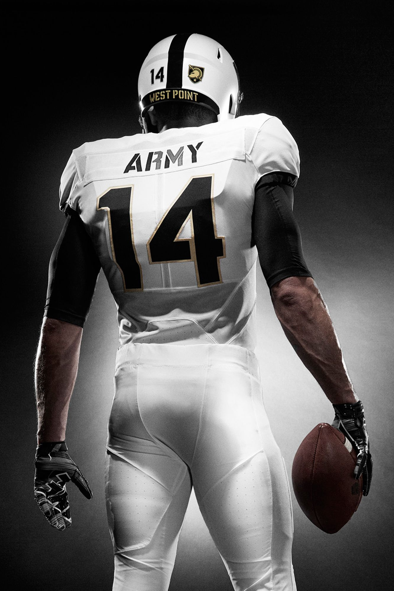 0087ff8538d ARMY WEST POINT Army Football, Nike Football, Football Uniforms, Football  Jerseys, College