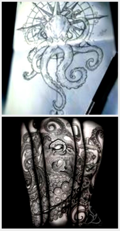 Work in progress ! OCTOPUS! #autoral...#tattoo #tattooink #tattooislife #sketcht...,  #autora...,  #autora #autoraltattoo #Octopus #Progress #sketcht #tattooink #tattooislife #work