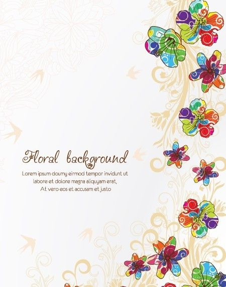 Free elegant colorful spring flower background 03 flower backgrounds free elegant colorful spring flower background 03 titanui mightylinksfo Gallery