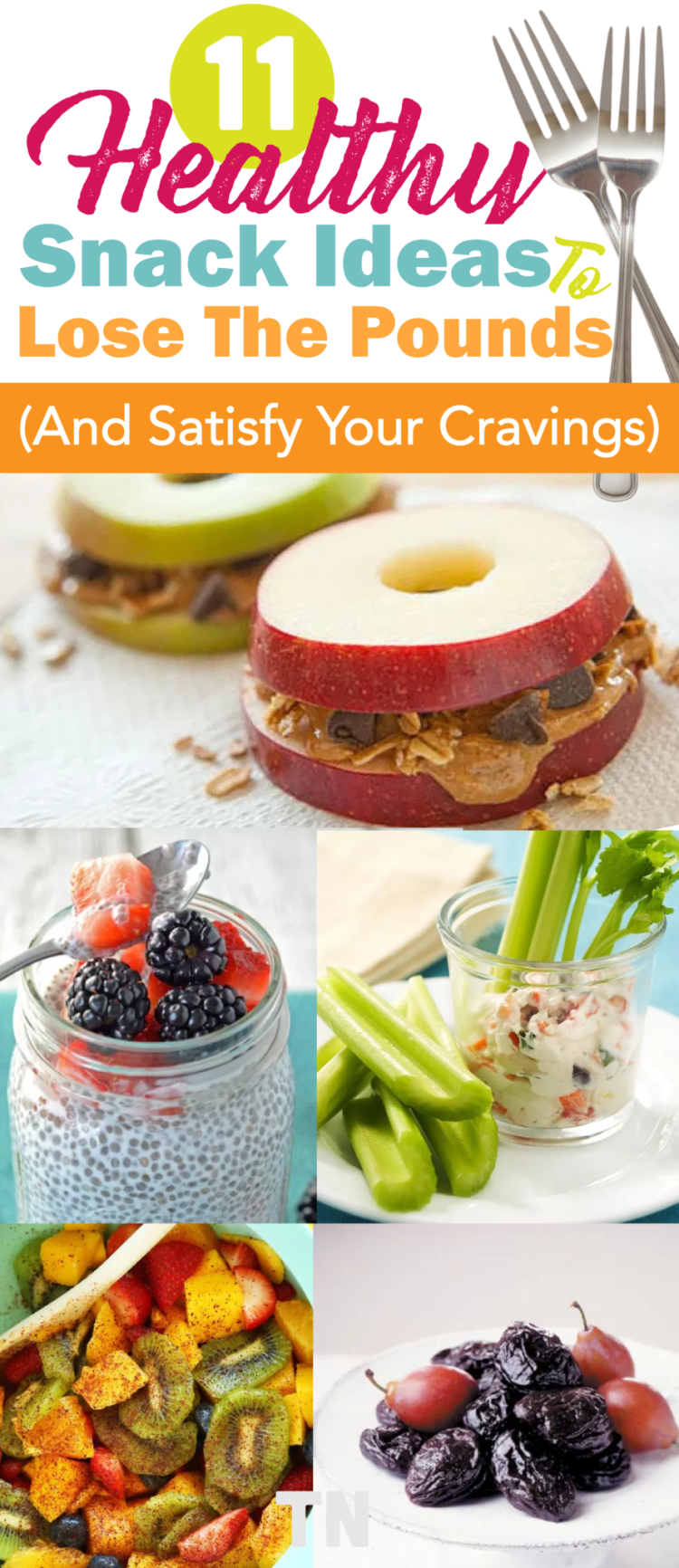 45 Healthy Snack Ideas To Lose Weight and Satisfy Your Cravings- A Healthy Snacks List