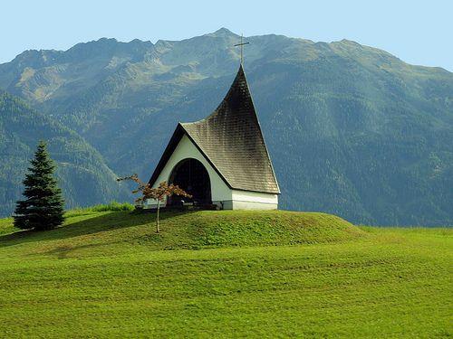 Fernpass Church
