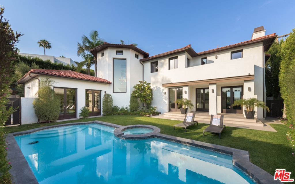 1280 Angelo Dr, Beverly Hills, CA 90210 13,500,000