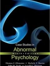 Case Studies In Abnormal Psychology 9th Edition Pdf Download Here