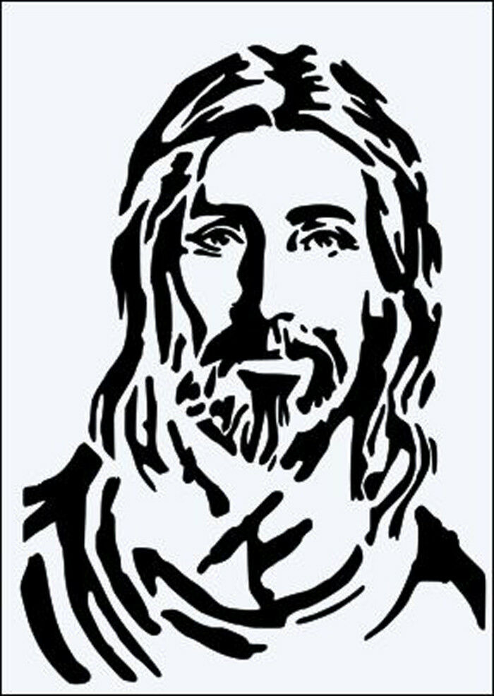 Durable /& Reusable Mylar Stencils Mustache Stencil