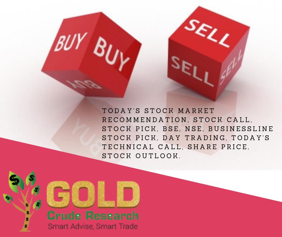 Today's stock market stock call, stock