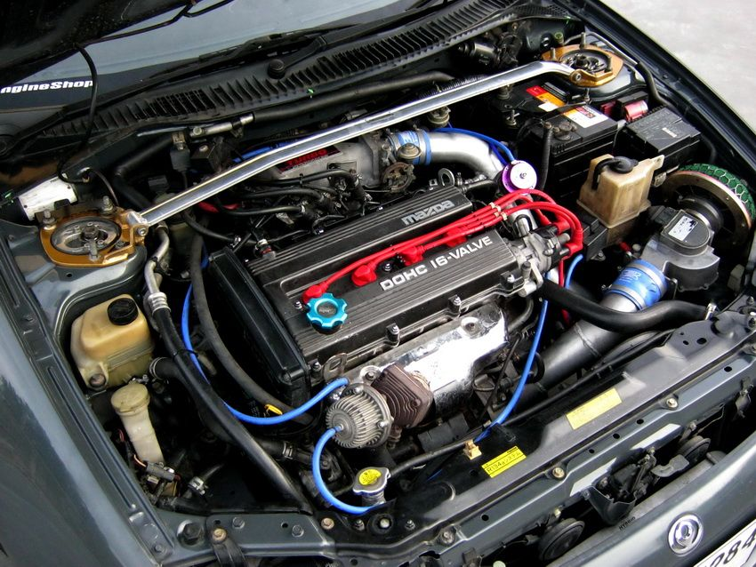 Mazda 323 Astina Bp1800 Turbo Www Rongrod Com