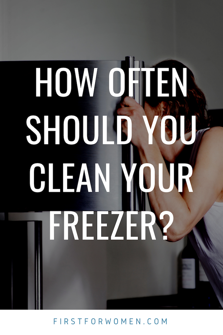 How To Clean A Freezer Quickly And Painlessly Before The Kids Come Home Freezer Cleaning This Or That Questions