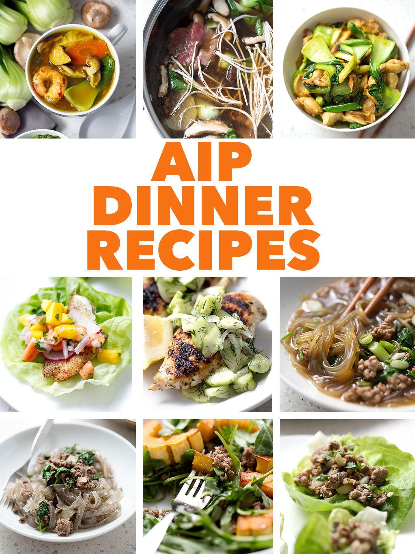 Aip dinner recipes autoimmune paleo recipes aip recipes