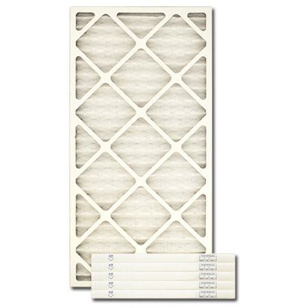 10 X 24 X 1 Merv 8 Pleated Filter By Koch Filter Corporation 49 95 10 X 24 X 1 Merv 8 Pleated Filter Actual Size 9 5 X 23 Heating Air Conditioning