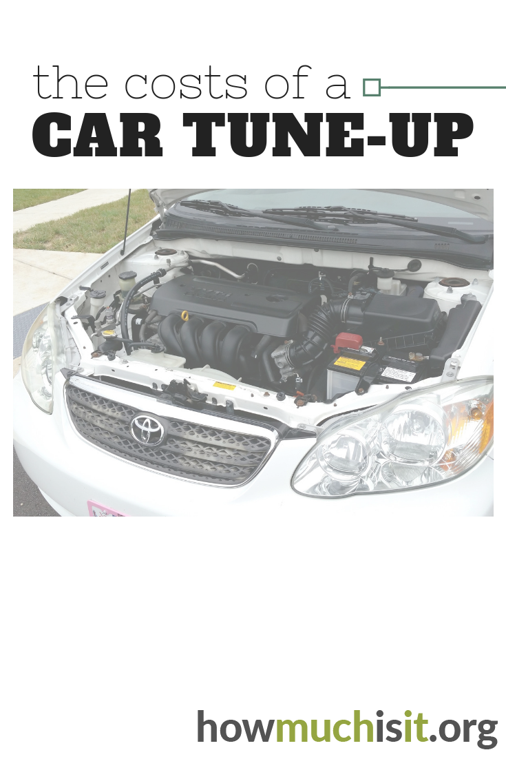 How Much Does A Tune Up Cost >> The Costs Of A Car Tune Up See What Others Are Budgeting