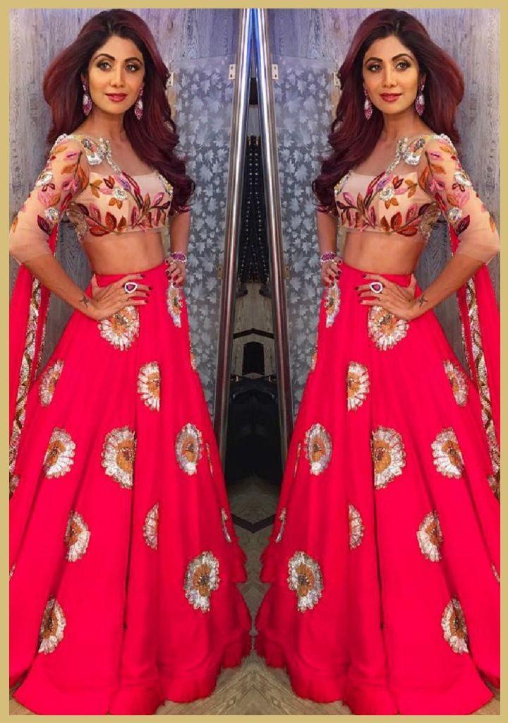 Shilpa Shetty, Super Dancer, MyFashgram   1 - Indian Fashion Modern ...