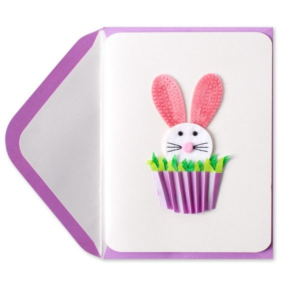 Card Making Ideas Easter Part - 33: 105 Fantastic Easter Cards Ideas - Easy Crafts For Kids And Adults