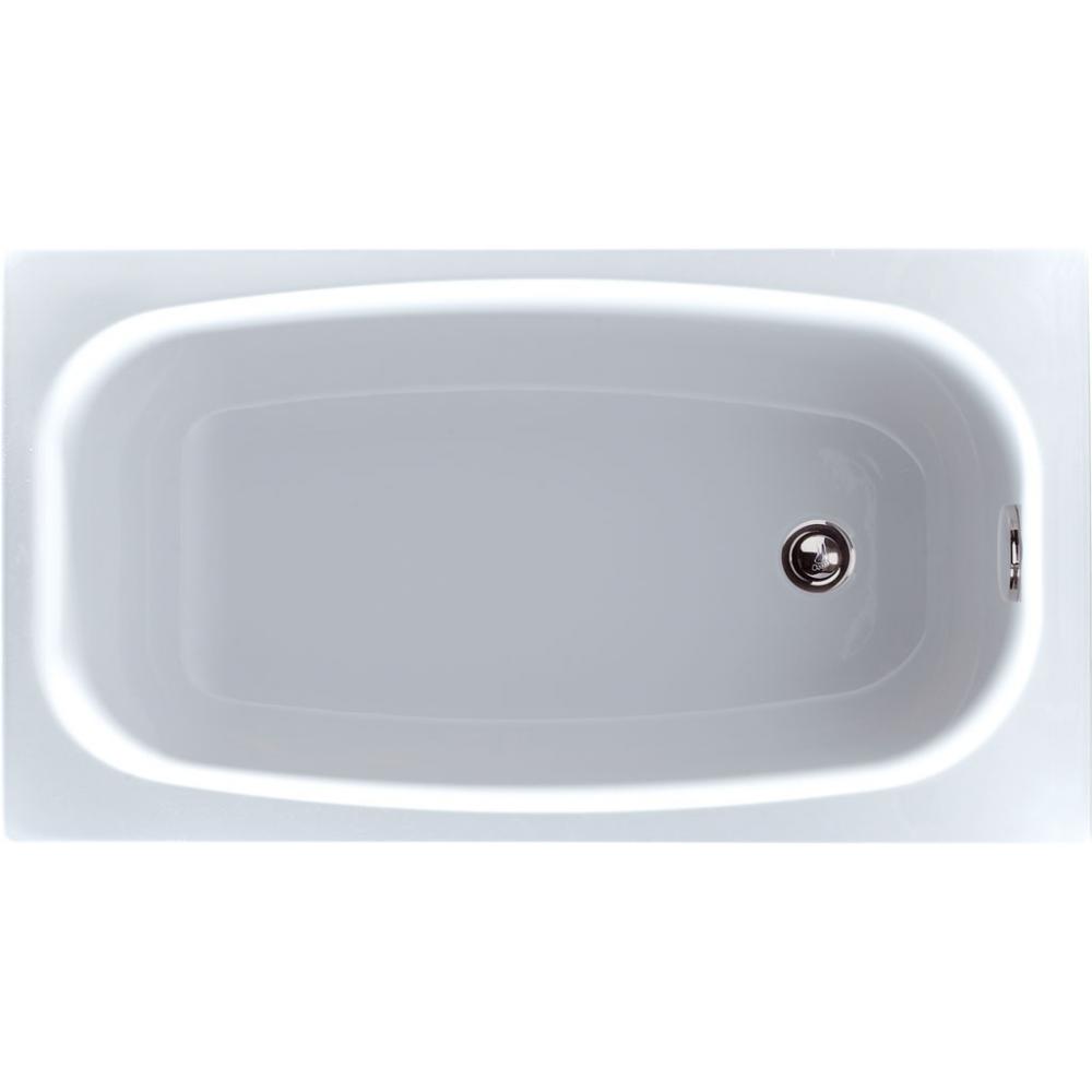 Renaissance Uno 1300 x 700mm Small Shower Bath | Small 1300 Bath