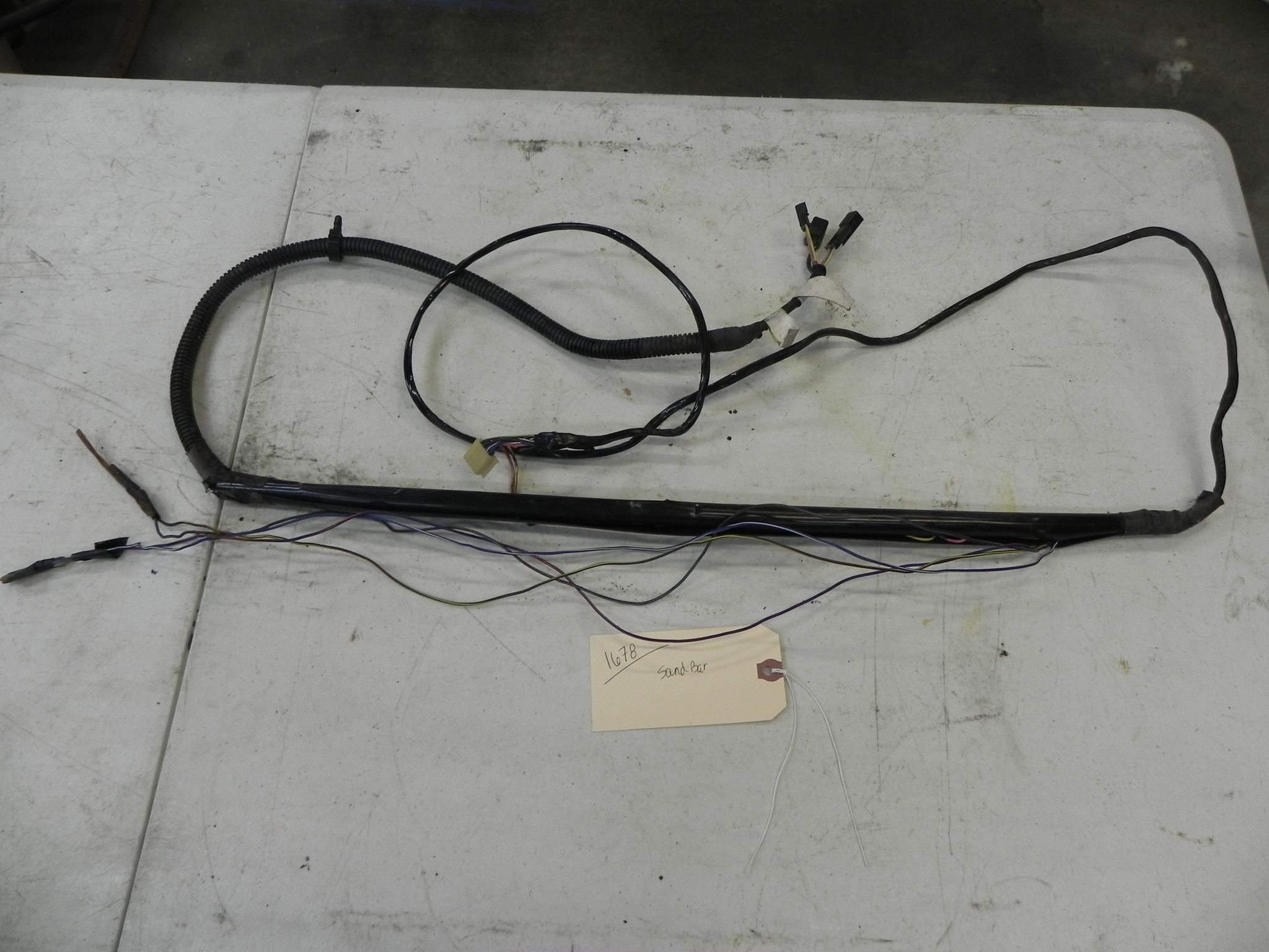 Jeep Wrangler YJ Sound Bar Wiring Harness 9195 Products