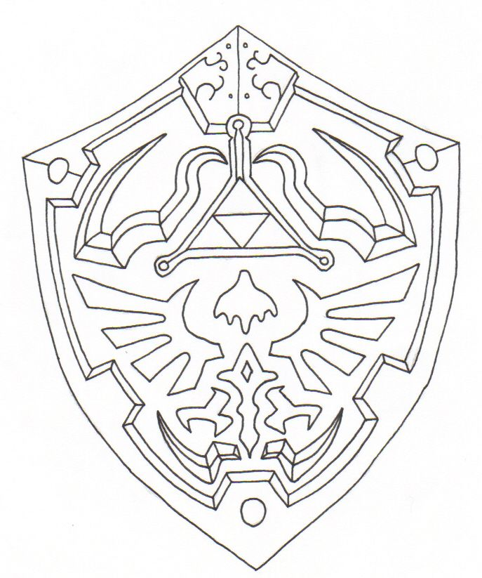 Links Shield