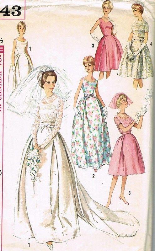 Old Wedding Dresses