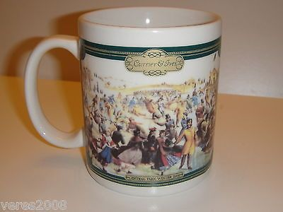 Currier & Ives Central Park Winter 1862 Coffee Mug Cup Houston Harvest Gift
