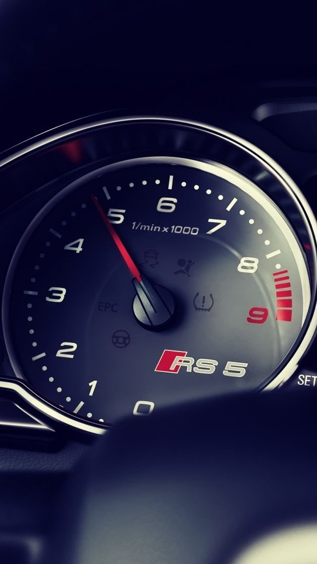 Audi Rs5 Dashboard Iphone 5s Wallpaper Iphone 5 Se Wallpapers