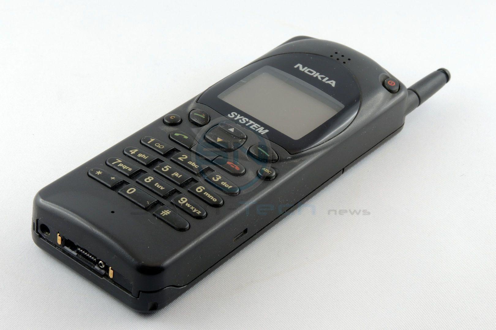 1998 Nokia 2110 Nokia 2110 Handy, Technik