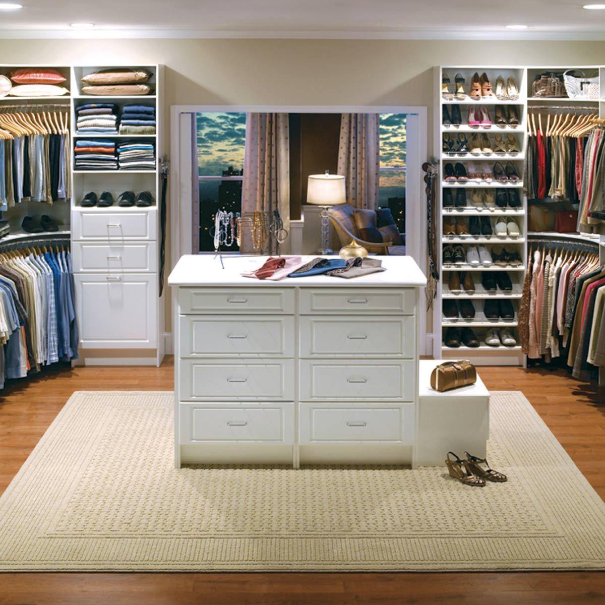12 Walk In Closets To Die For Small Closet Design Closet Designs Big Closets
