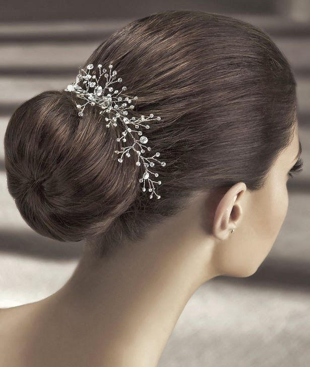 bride hairstyle 2014