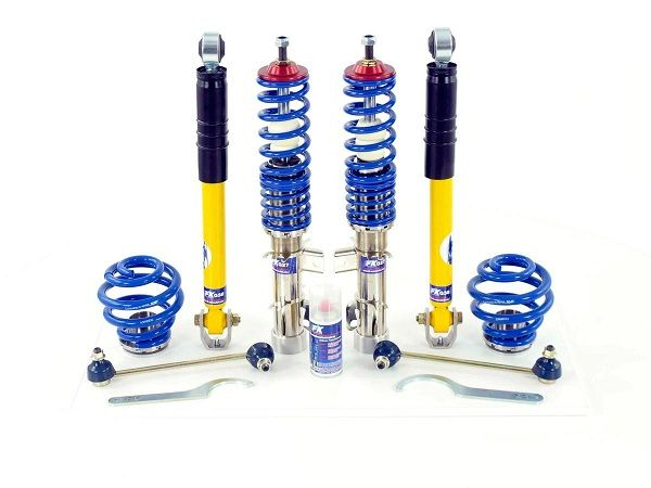 Fk Silverline Coilover Kit For Audi A4 B8 Sedan Http Www Parts4euro Com Dcshop Product Info Php Products Id 1912 Coilover Suspension Vw Passat Cc Bmw