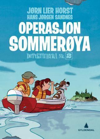 Operasjon sommerøya fra ARK. Om denne nettbutikken: http://nettbutikknytt.no/ark-no/
