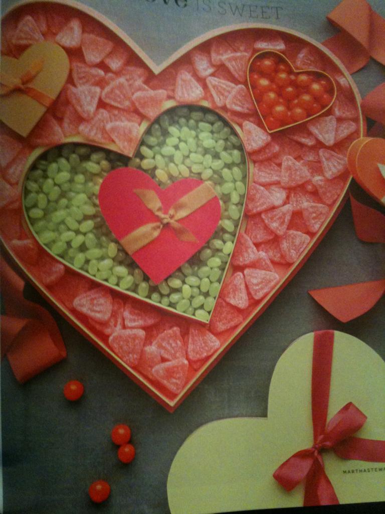 Happy Valentines Day my sweets!!!