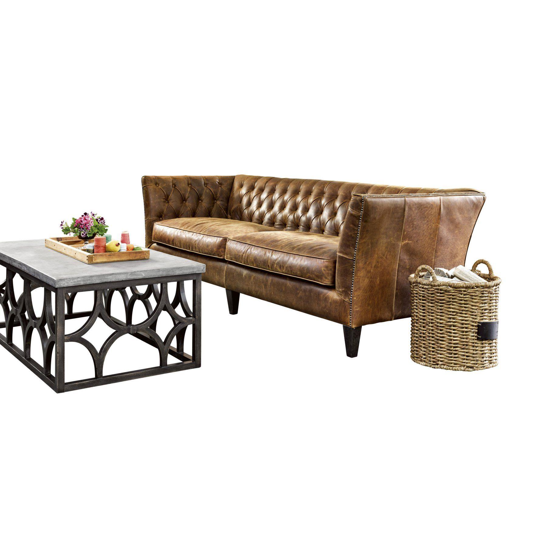 Universal Furniture Duncan Leather Sofa Universal Furniture