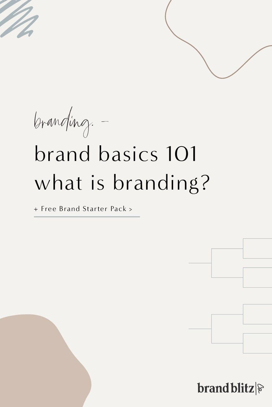 Everything you need to know about branding PLUS a free brand starter pack to help you build a foundation for your business