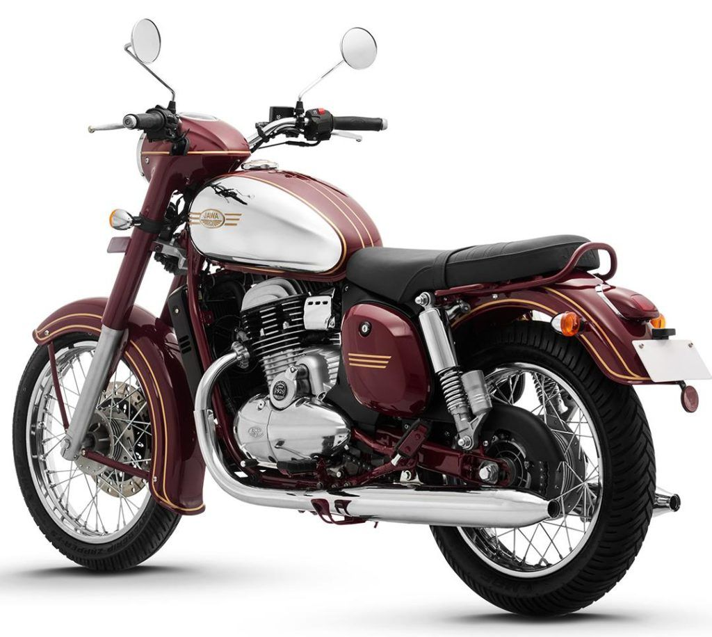 New 2018 Jawa Bike Finally Launched In India Full Detail