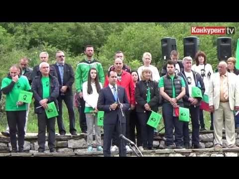 Стотици се качиха на Околчица