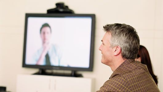 Video conferencing for businesses Comparing options