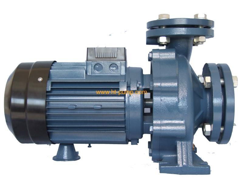 En733 End Suction Centrifugal Pumps Hcs Dn 32 80mm Flow Rate