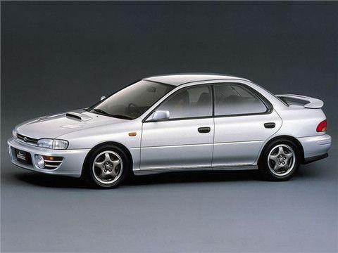 1993 1996 subaru impreza service repair manual instant download rh pinterest com 1995 Subaru Impreza WRX 1993 Subaru Impreza Specs