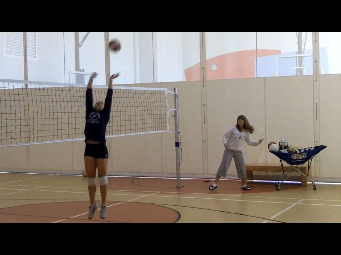 Setting Drills Volleyball Training Volleyball Workouts Coaching Volleyball