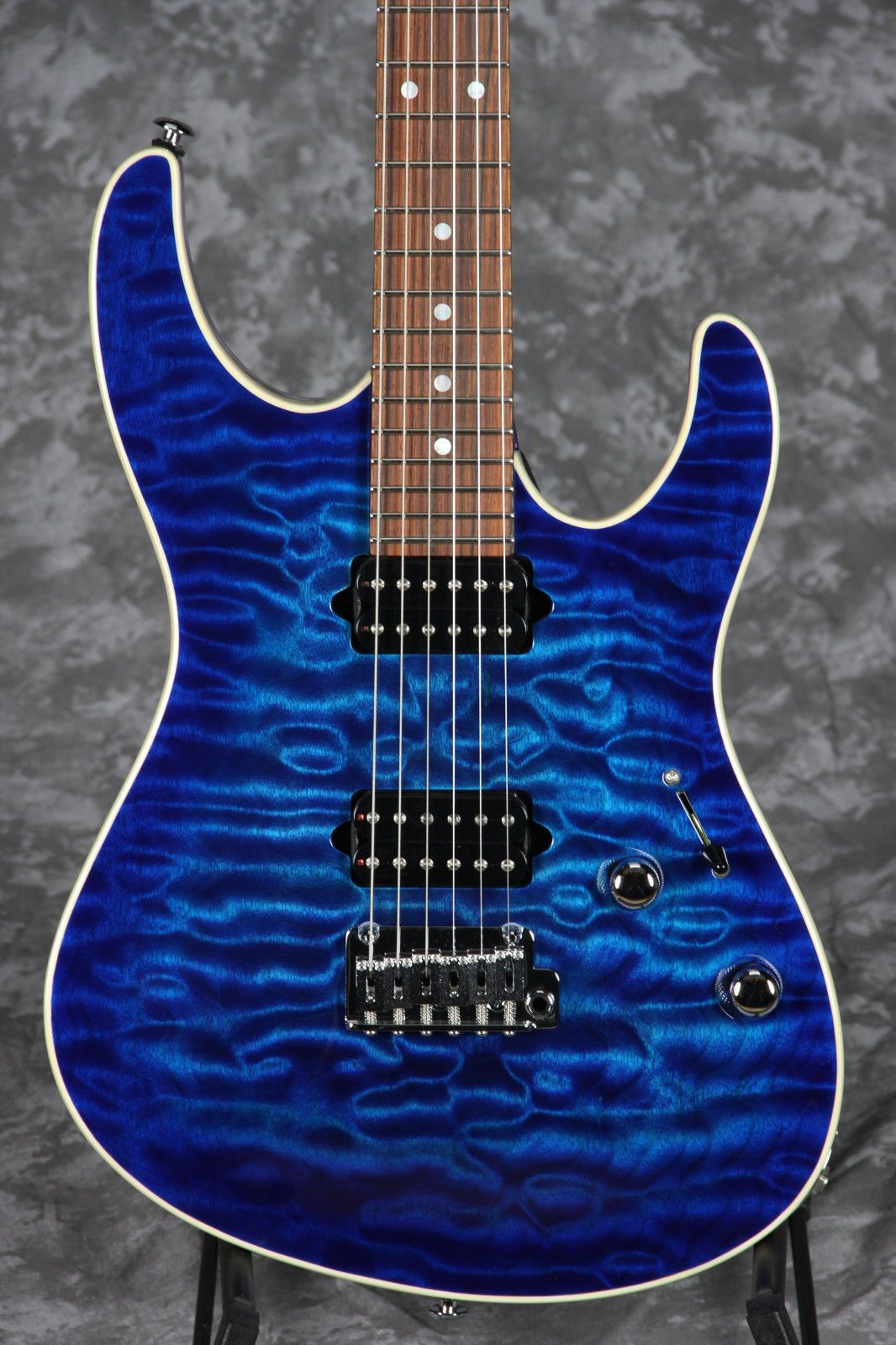 Suhr Modern Carve Top One Piece Quilted Maple Body Guitars In 2018 Jackson Js22 7 Wire Diagram