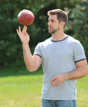 Pin By Kaitlyn Anderson On Aaron Rodgers Green Bay Packers Fans Aaron Rodgers Green Bay Packers Baby
