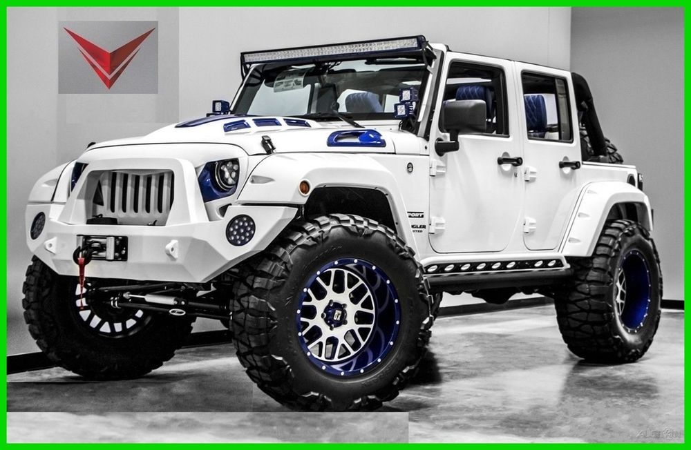 2016 Jeep Wrangler Sport UNLIMITED eBay Motors, Cars