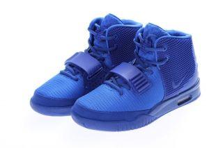 cf6415cb2 Perfect Nike Air Yeezy 2 Blue December