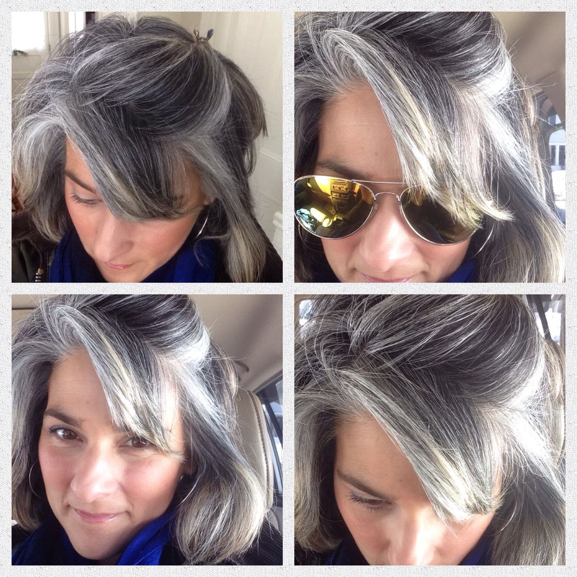 Nine months dye-free. Probably six months to go (with ... - photo#23