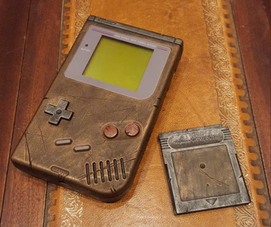 Steampunk Nintendo Systems made by IgnusFatuus -