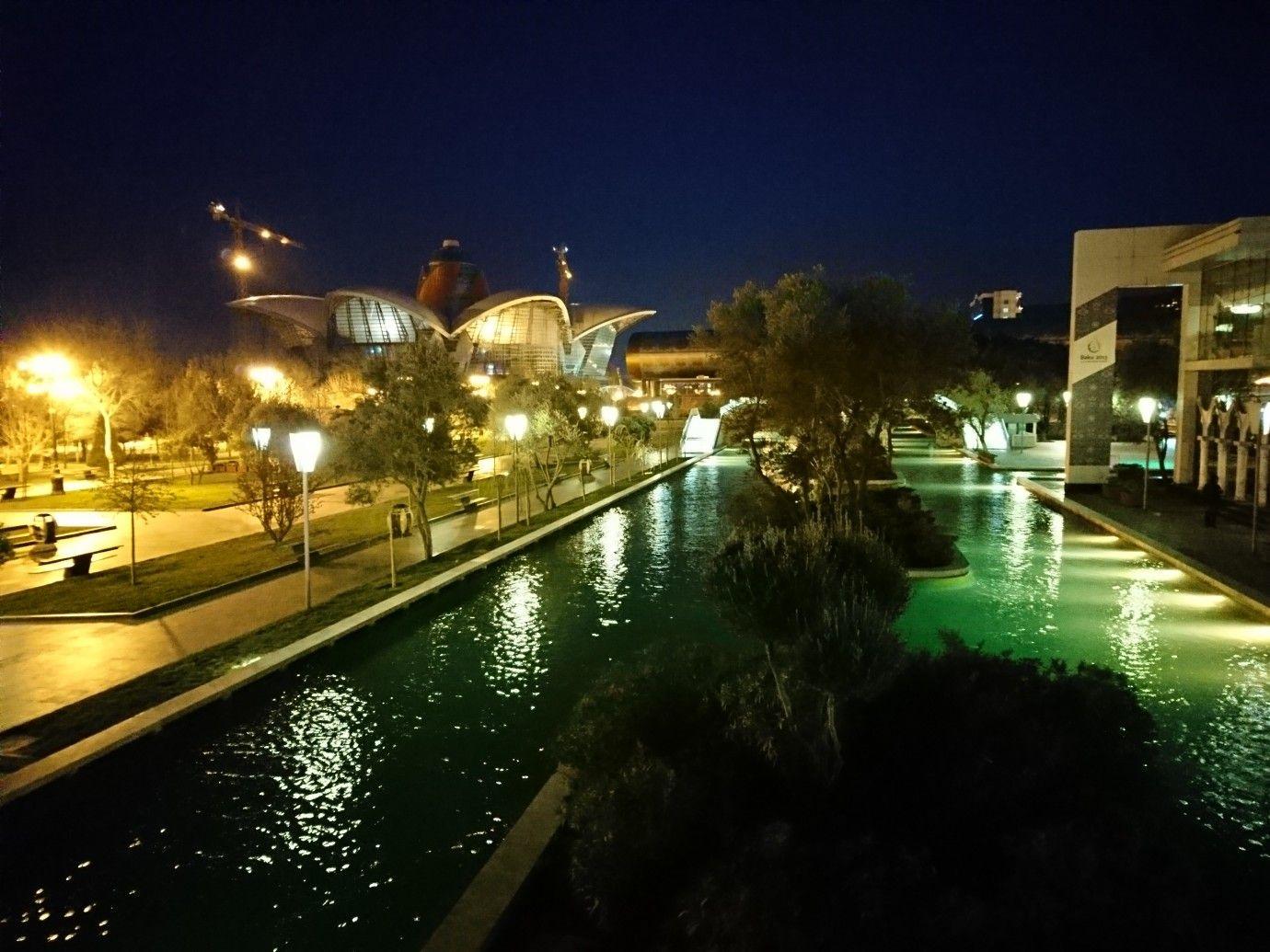 Baku Boulevard Mini Venice