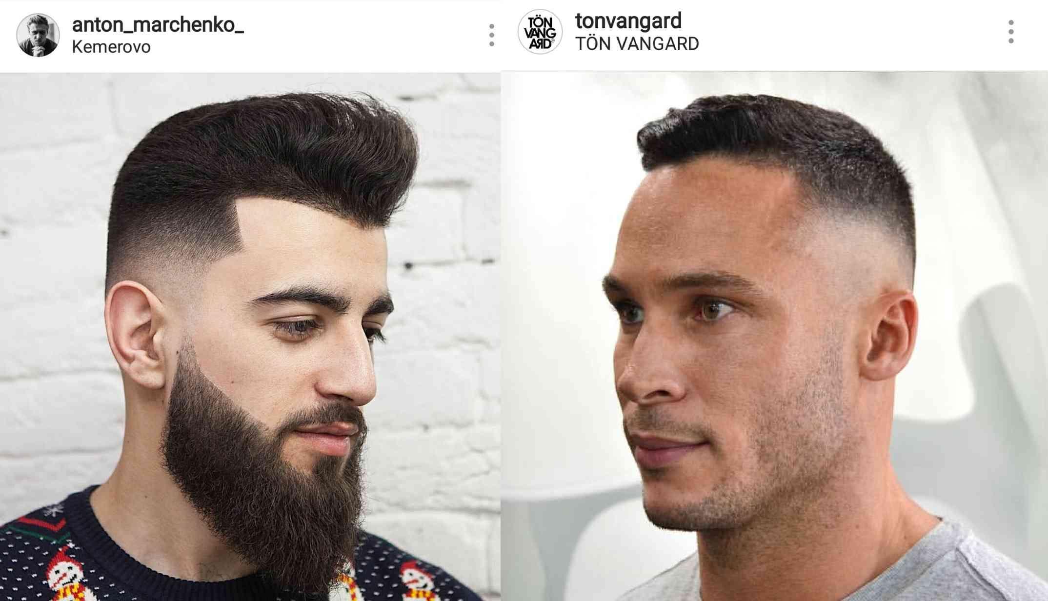 Haircuts 2018 Instagram Trends Beautyblogger Nailpolish