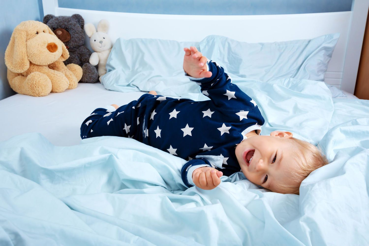 From Crib to Toddler Bed: How to Make The Transition
