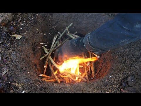 Build A Stealth Fire Pit That Won T Draw Unwanted Attention