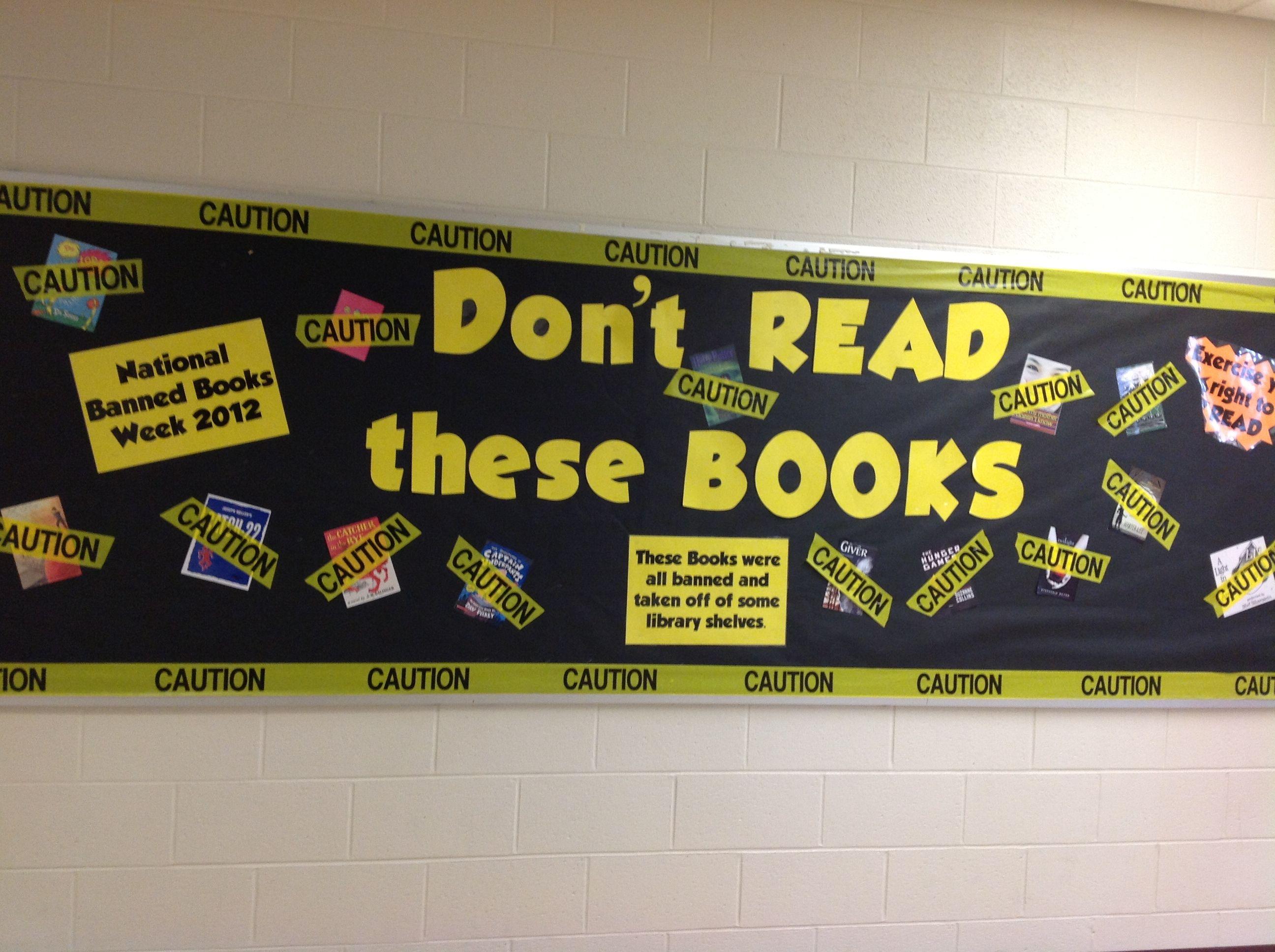 banned books week canada